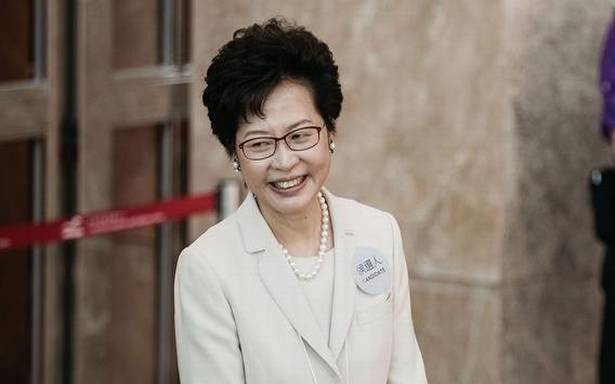 Carrie Lam signals end to extradition bill