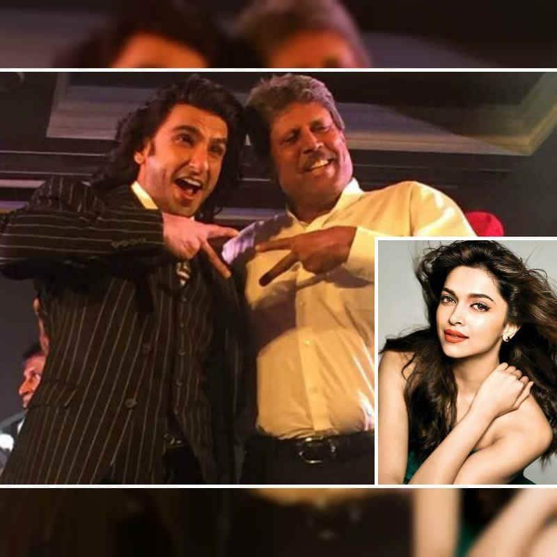 ब्रेकिंग !! रणवीर सिंह की बिग बजट 83' में हुई दीपिका पादुकोण की एंट्री, निभाएंगी कपिल देव की पत्नी का किरदार | Bollywood Life हिंदी