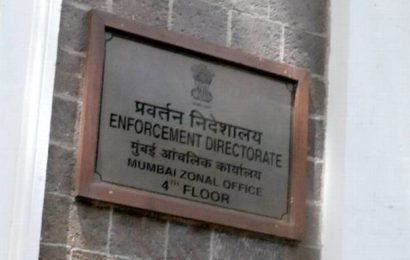 Bank fraud: ED attaches assets worth over ₹9,000 crore in Sterling Biotech PMLA case