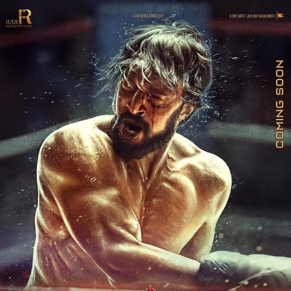 Pailwaan New Look: Kiccha Sudeep packs a punch in this grand new poster | Bollywood Life