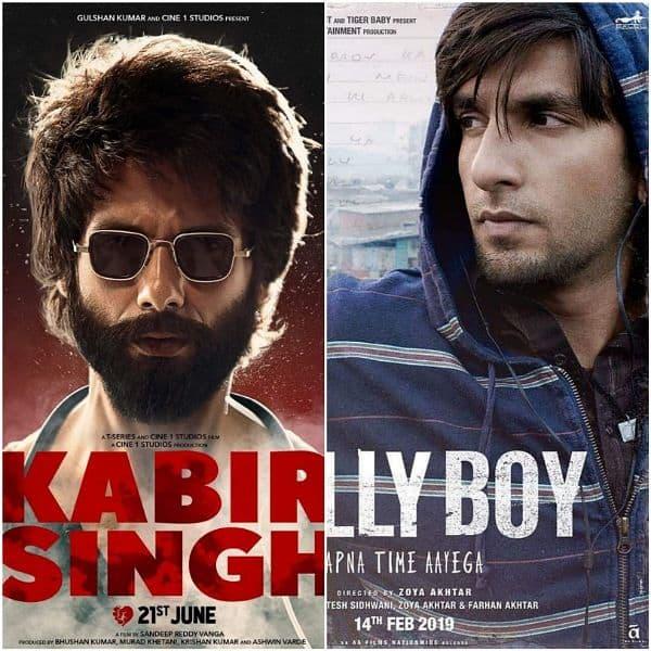 Shahid Kapoor's Kabir Singh beats Ranveer Singh-starrer Gully Boy on day 1 at the box office | Bollywood Life