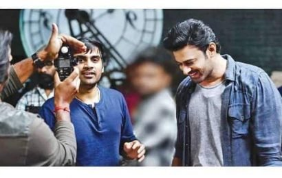 Saaho: This latest picture of Prabhas with director Sujeeth on sets is an absolute treat for fans | Bollywood Life