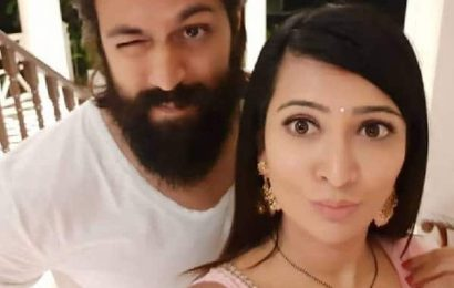 KGF actor Yash and wife Radhika Pandit announce 'baby number 2' with a quirky video | Bollywood Life