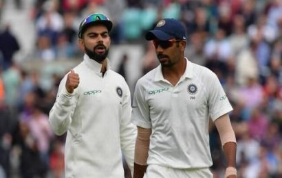 Kohli, Bumrah set to be rested for West Indies limited overs leg