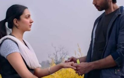 Shahid Kapoor and Kiara Advani's Kabir Singh crosses Rs 120 crore mark at the worldwide box office   Bollywood Life