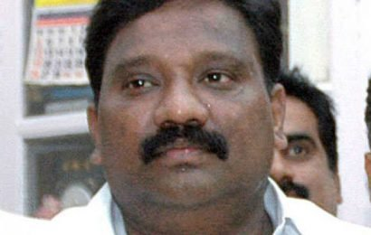 AICC suspends Karate Thiagarajan from party