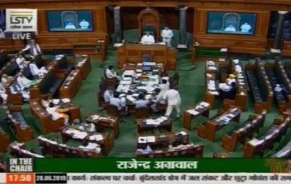 Lack of quorum forces early adjournment of Lok Sabha