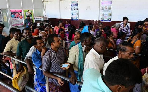 Medical services in private hospitals paralysed