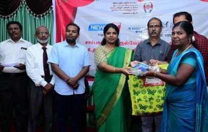 100 government schools get 43 special publications of The Hindu