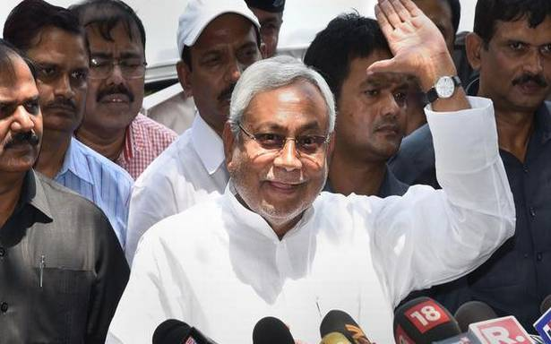 Nitish Kumar expands Cabinet by inducting eight Ministers