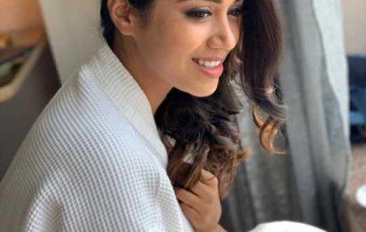 Allu Arjun recommends Nivetha Pethuraj name