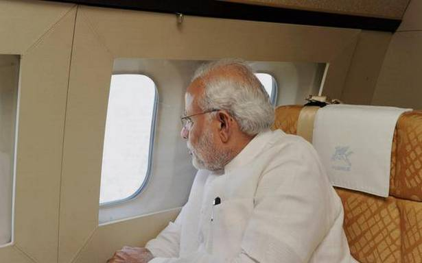 Narendra Modi not to fly over Pakistan while travelling to Bishkek for SCO summit