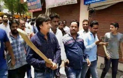 Assault case: BJP MLA Akash Vijayvargiya released on bail