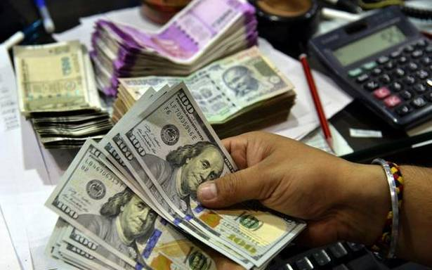 Rupee rises 26 paise in early trade