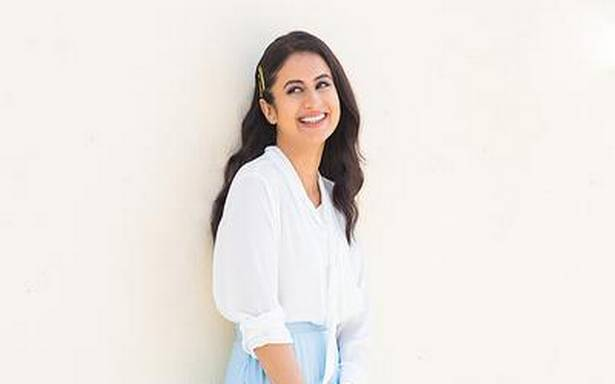 Rasika Dugal is ready for her big role