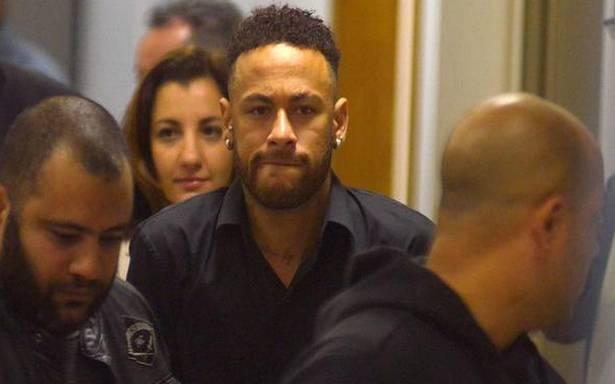 Neymar testifies in Brazil in rape allegations