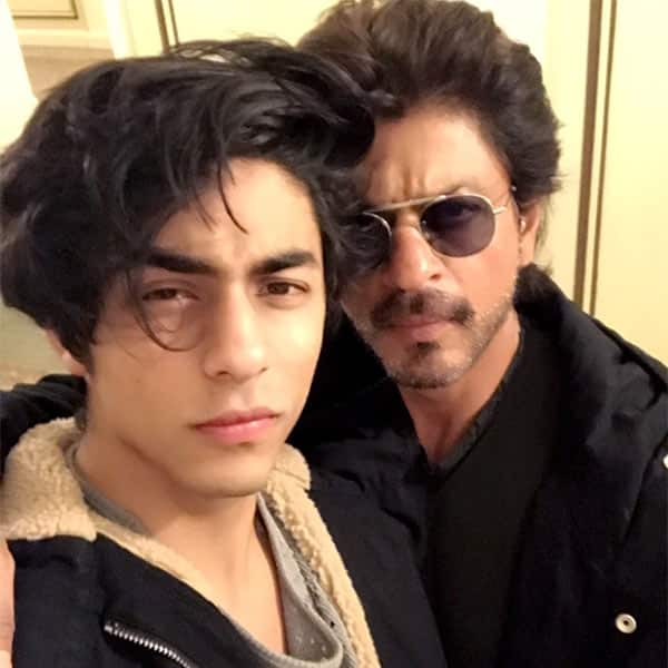 Roaring and how! Aryan Khan to make his debut with papa Shah Rukh Khan with THIS film   Bollywood Life