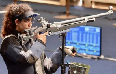 Gauri pips Annu to sports pistol gold