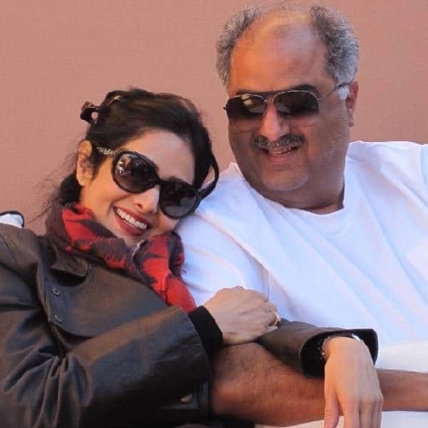 On Sridevi and Boney Kapoor's 23rd wedding anniversary, Janhvi Kapoor shares an adorable throwback click of the couple | Bollywood Life