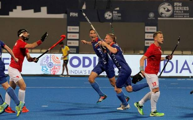 Hockey Series Finals: India has swung between brilliant and below par