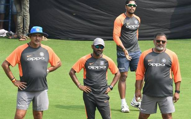 2019 Cricket World Cup | Sridhar happy with India's fielding