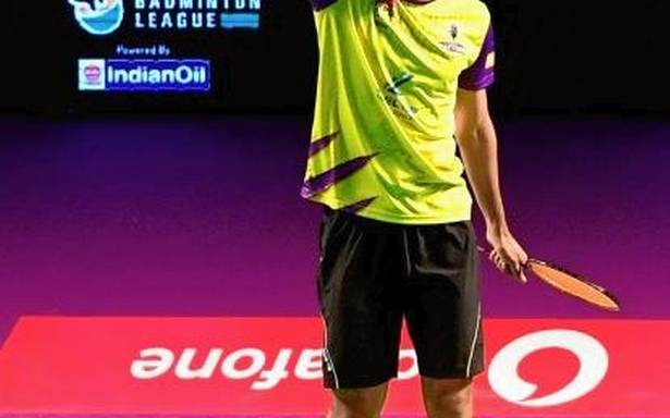 Srikanth only Indian in Race to Guangzhou