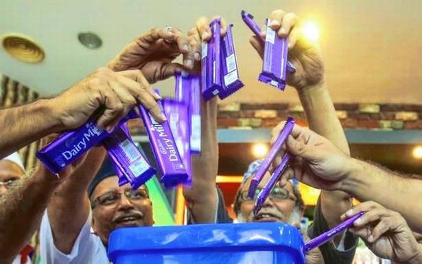 Mondelez bets on low sugar items