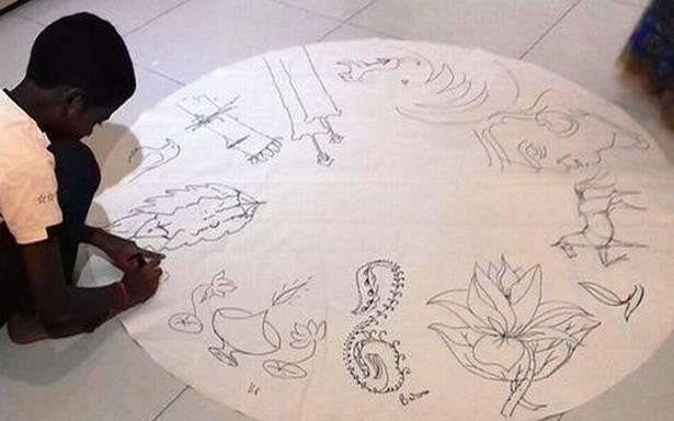 Tasmai art show gets under way