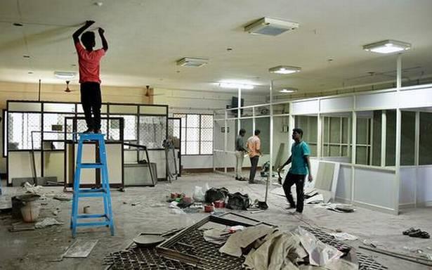 Government Hospital to shift trauma and emergency ward
