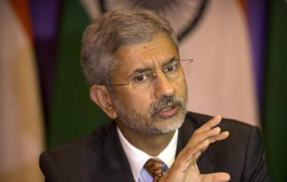 Will try to find common ground with U.S. on trade issues: Jaishankar