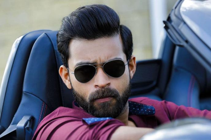 Varun Tej car met with Accident
