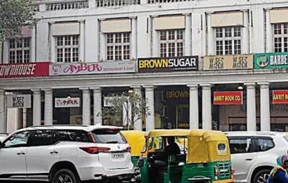 Connaught Place to be traffic-free on June 30, July 1