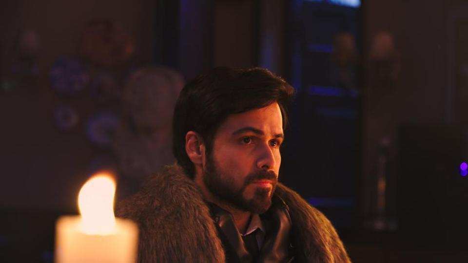 Emraan Hashmi shares first look from Amitabh Bachchan's Chehre, see pic