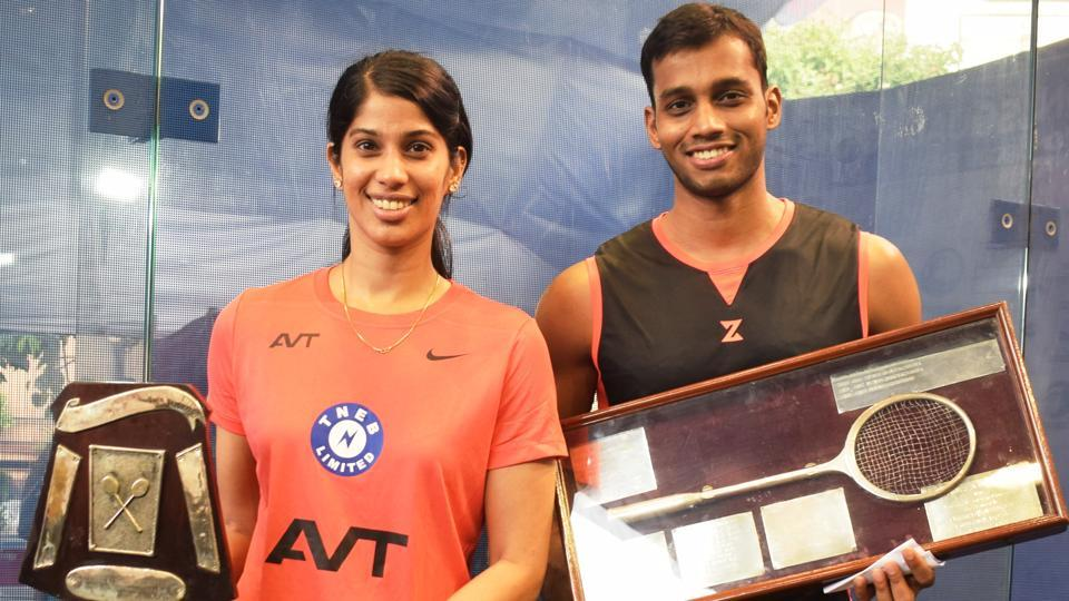 Top seeds reign supreme at squash nationals in Pune