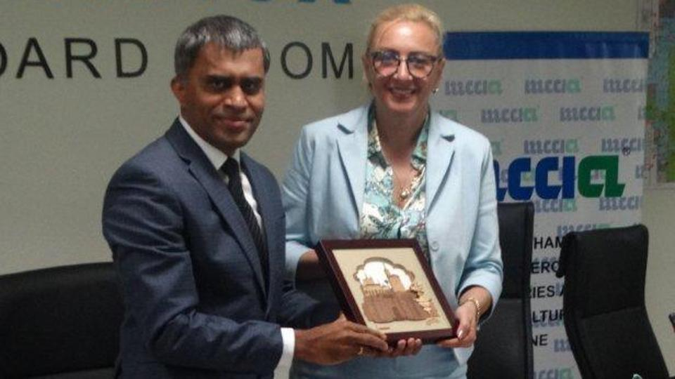 Will facilitate trade ties with Maharashtra, says Bulgaria ambassador at event in Pune