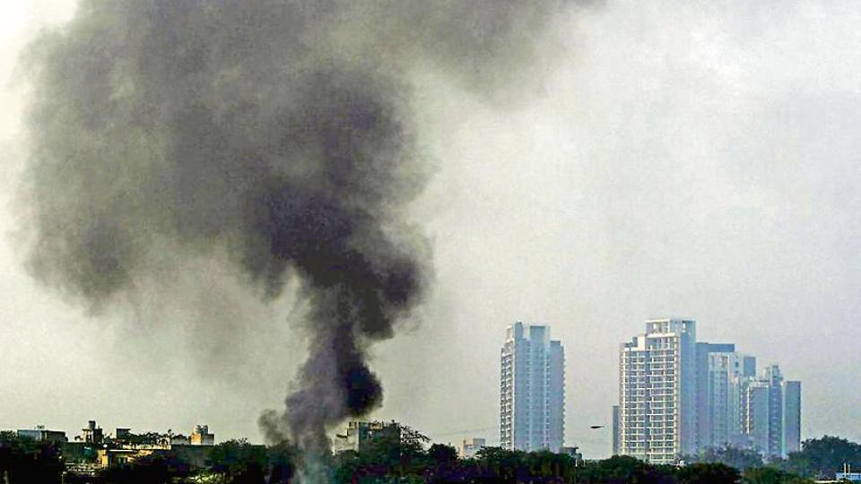 No policy interventions to clean 'most polluted city', Gurugram