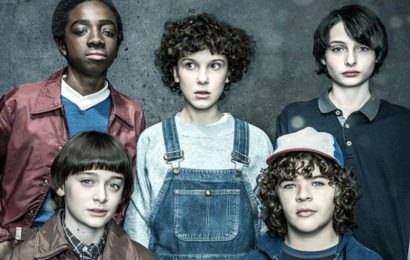 Stranger Things cast says franchise has evolved with age