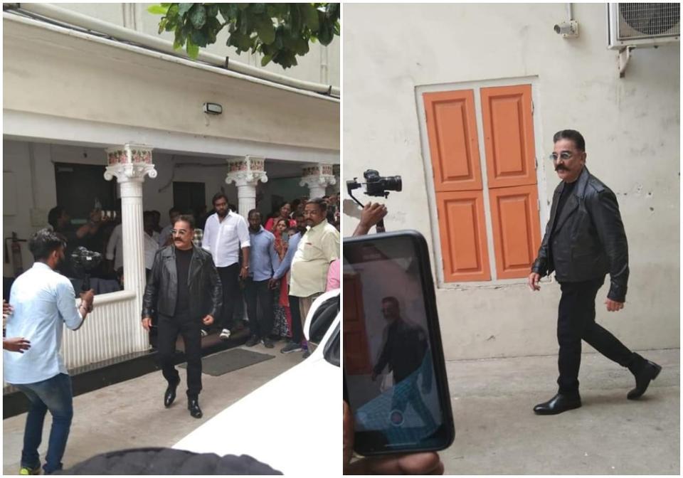 Bigg Boss Tamil: Pics from new season's promo shoot go viral, Kamal Haasan to return as host