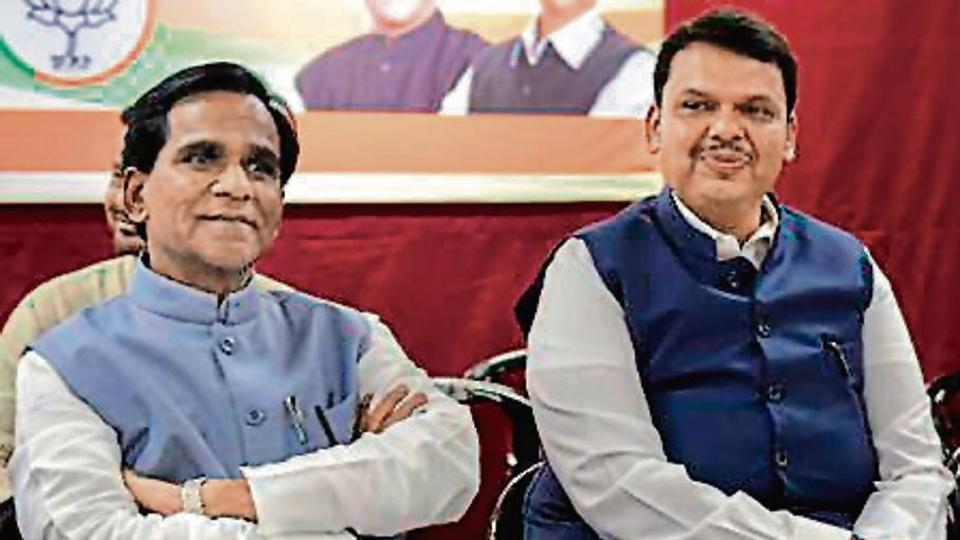 BJP hints at holding on to chief minister's post after Maharashtra polls