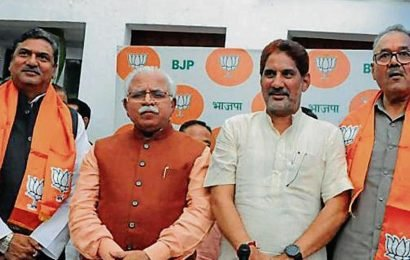 All eyes on Mewat as key players switch sides ahead of state polls