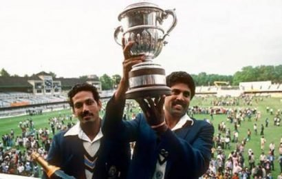 Virender Sehwag, VVSLaxman lead tributes as India remember 1983 World Cup victory