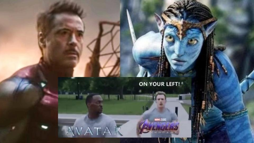 Avengers Endgame vs Avatar: Marvel fans react to re-release with 'On your left' memes. See here