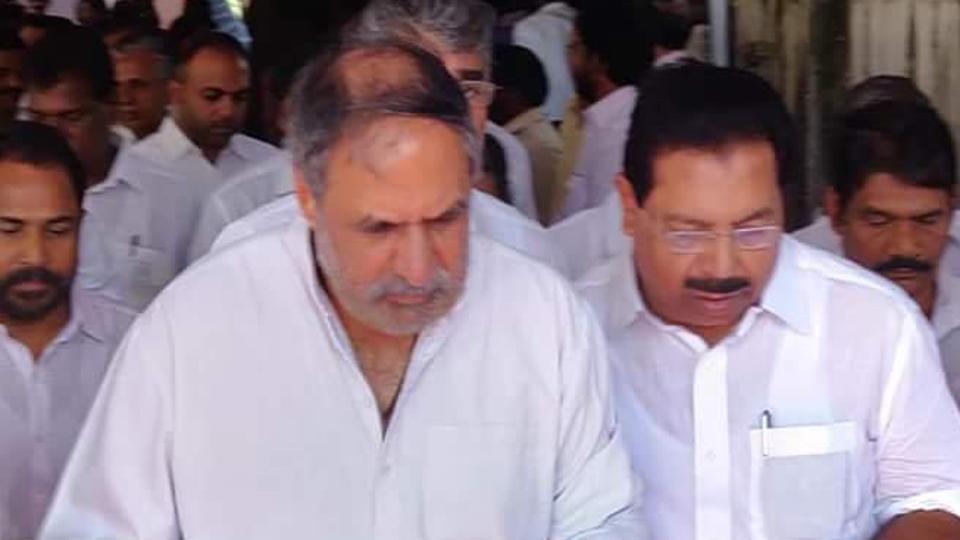 Delhi Congress leaders demand PCChacko's resignation