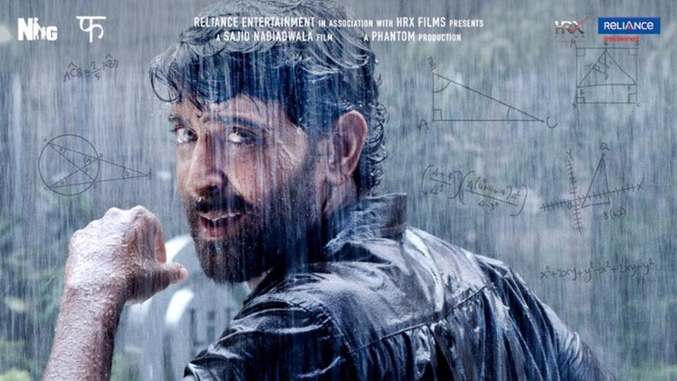 Hrithik Roshan shares first poster of Super 30, trailer to release on June 4