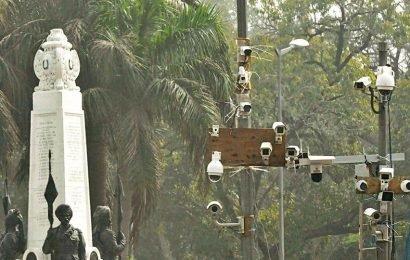 Capturing Delhi in close circuit   india news   Hindustan Times