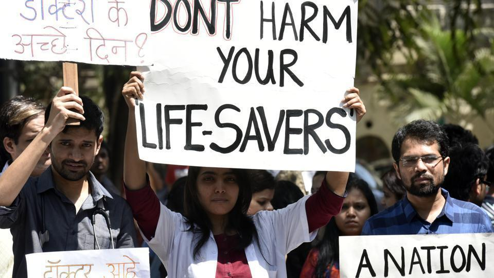 Maharashtra resident docs to join nationwide strike today