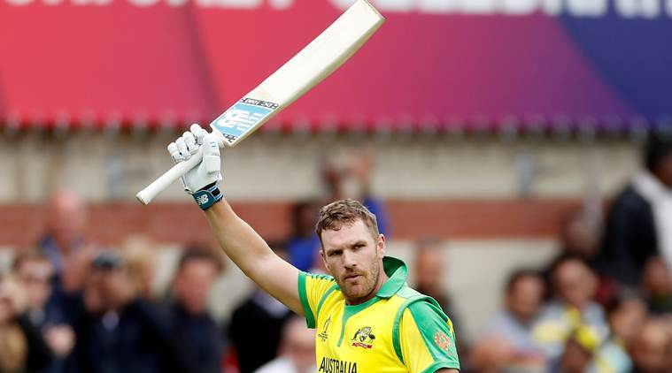 World Cup 2019: Aaron Finch shatters records with stunning 153