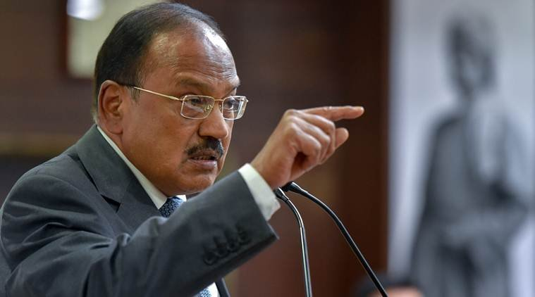 Ajit Doval reappointed as NSA for five years, given cabinet rank