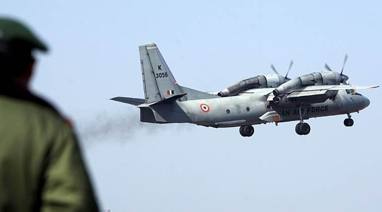 Missing AN-32 jolts memories of IAF transport plane that had disappeared over Bay of Bengal in 2016