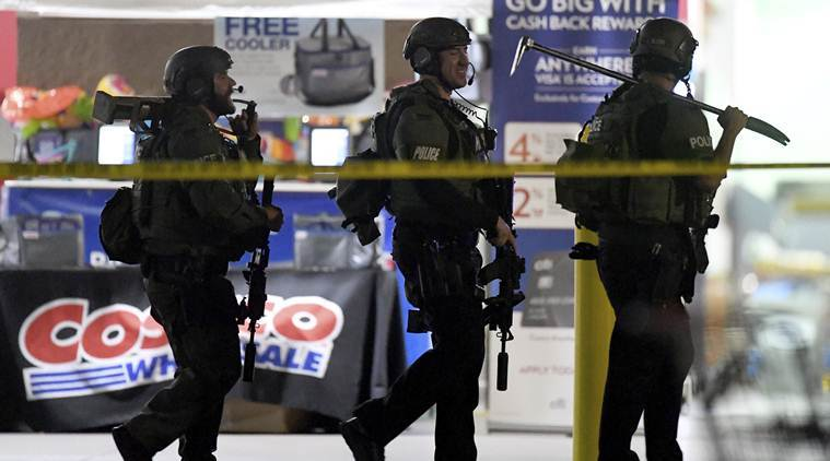 Costco store shooting took place after man hit officer: Corona police